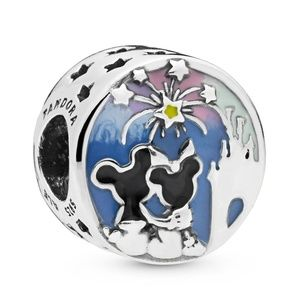 NEW Pandora Disney Mickey Happily Ever After Charm